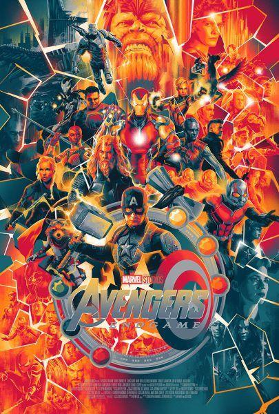 avengers-endgame-mondo-poster-matt-taylor