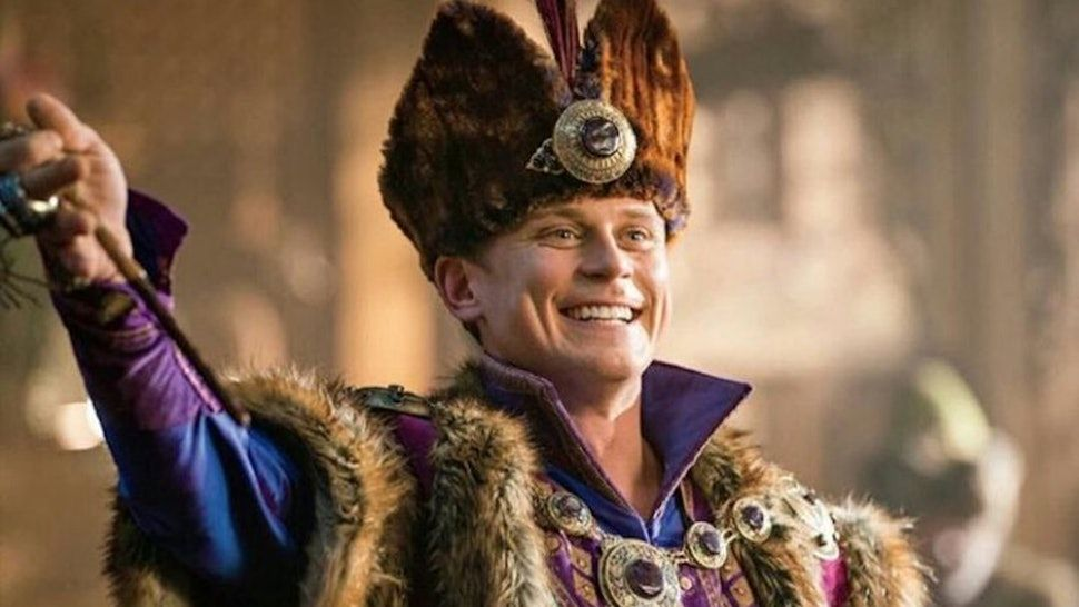 Live-Action 'Aladdin' Spinoff Reportedly In the Works for Billy Magnussen's Prince Anders