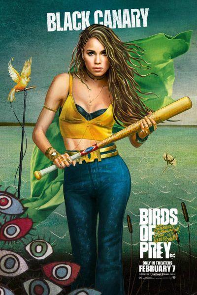 birds-of-prey-black-canary-poster