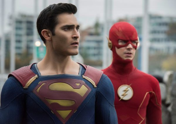 crisis-on-infinite-earths-tyler-hoechlin-grant-gustin