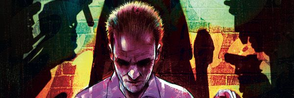 Cover image for Joe Hill's IDW comic, Dying Is Easy