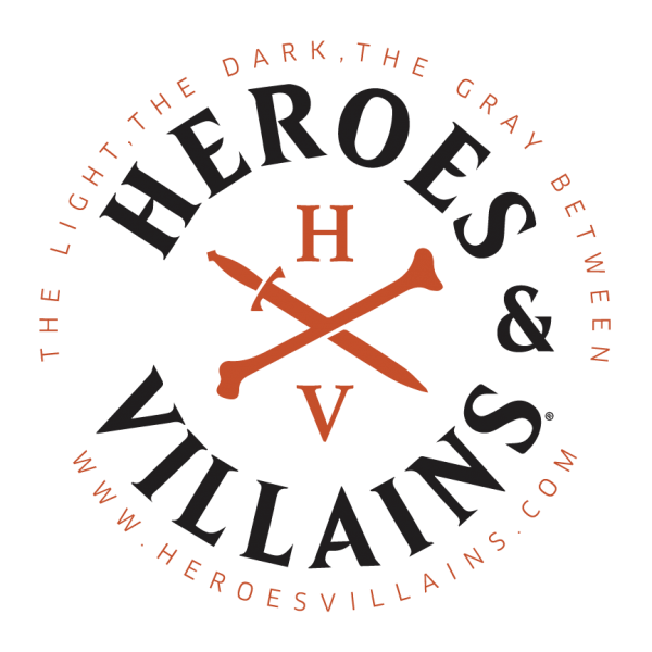 Heroes and Villains Logo