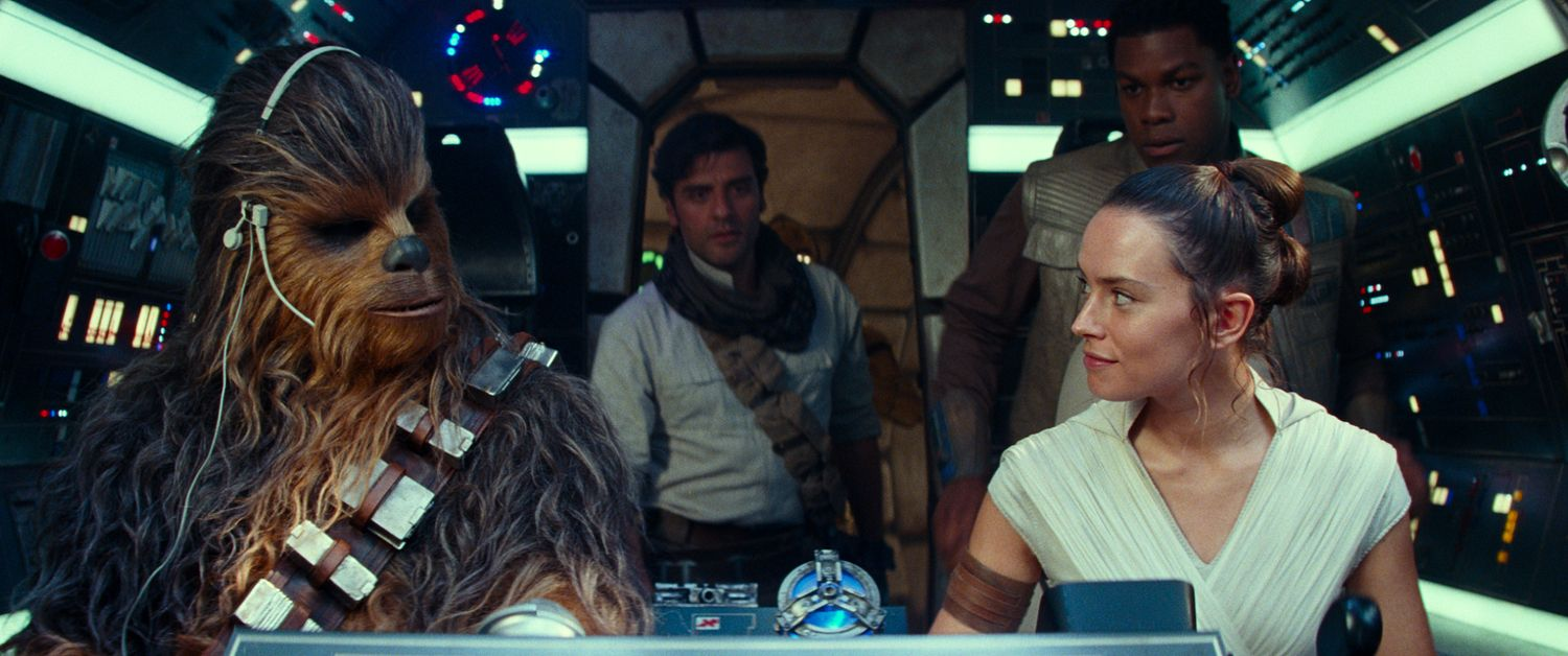 The Rise Of Skywalker Has A Death Problem Collider