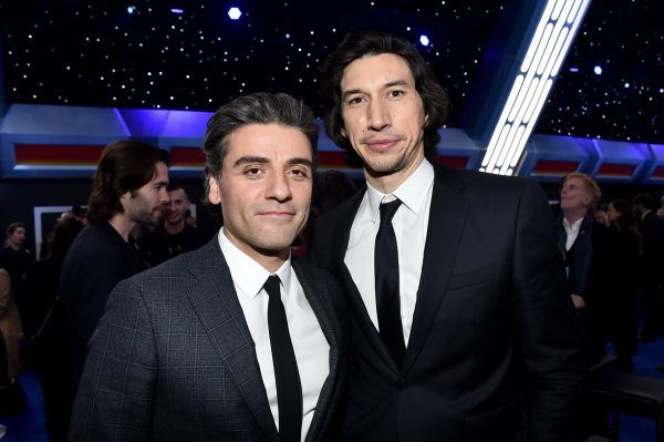 star-wars-rise-of-skywalker-premiere-oscar-isaac-adam-driver
