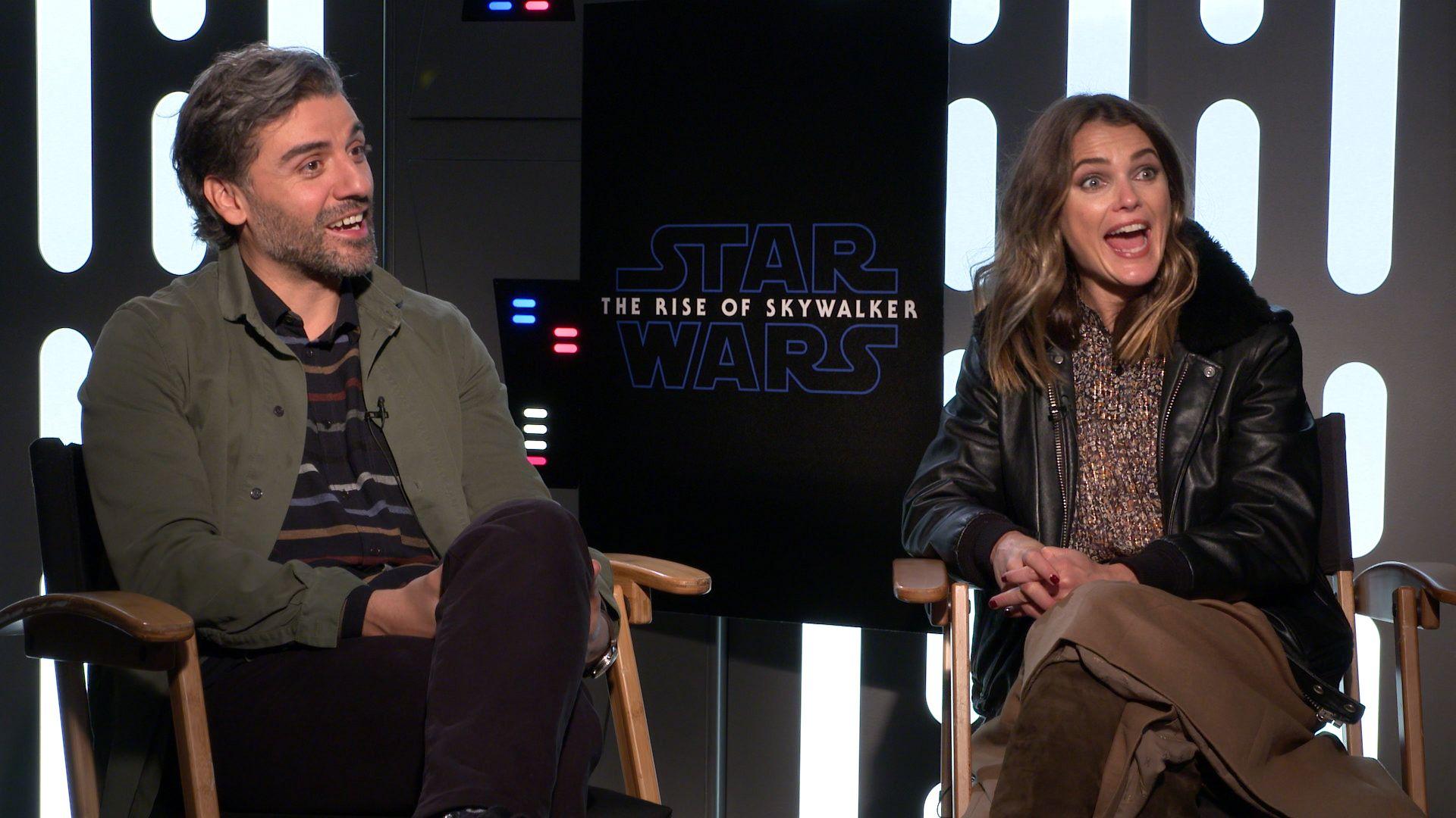 Rise Of Skywalker Keri Russell On Landing The Dream Star Wars Role Collider