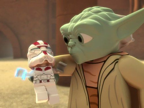 Lego Star Wars The Yoda Chronicles Could Use More Baby Yoda
