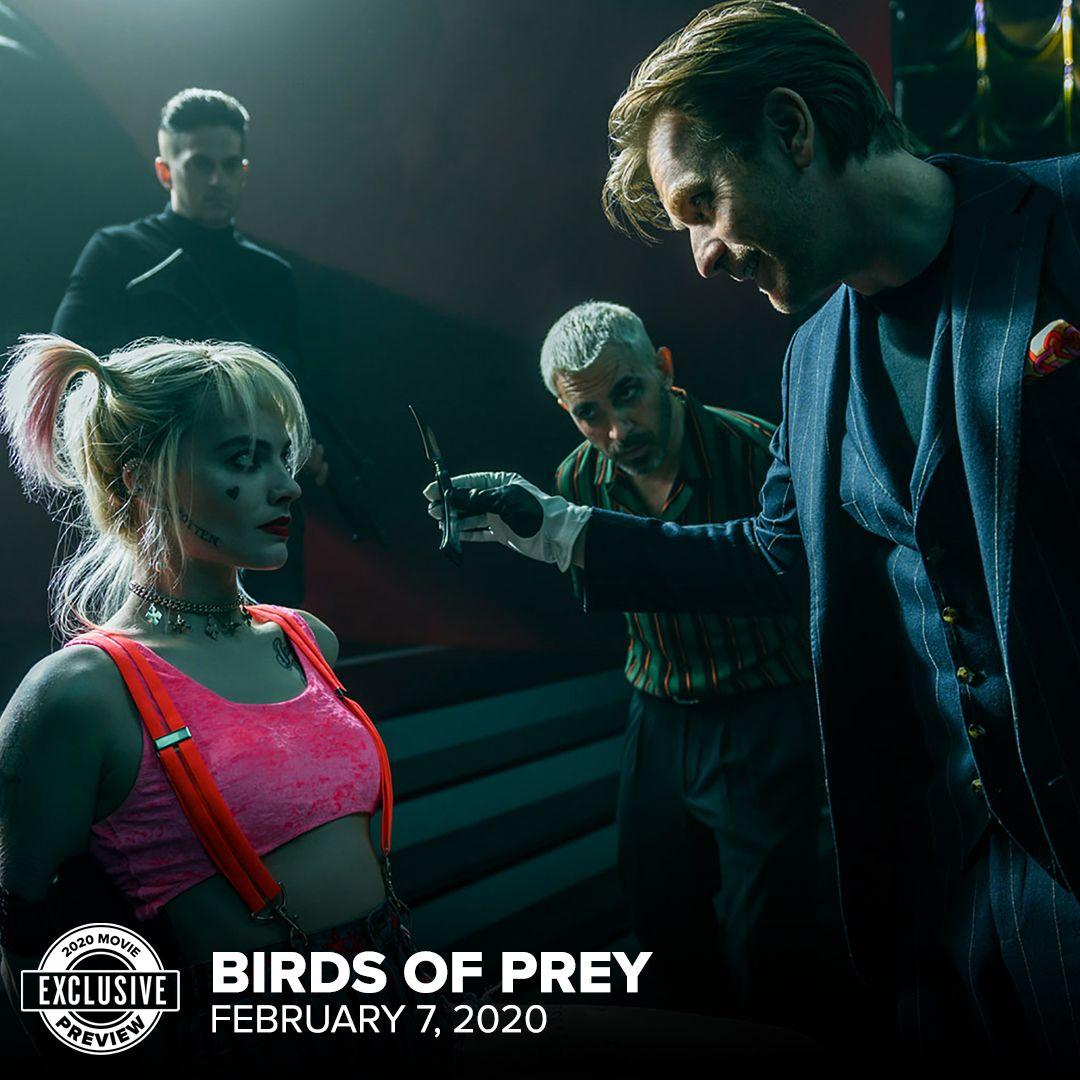 Birds Of Prey New Image Finds Margot Robbie As Harley Quinn Collider