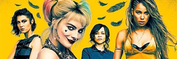 Birds Of Prey Imax Poster Sees The Crew Just Sort Of Hangin Around Collider