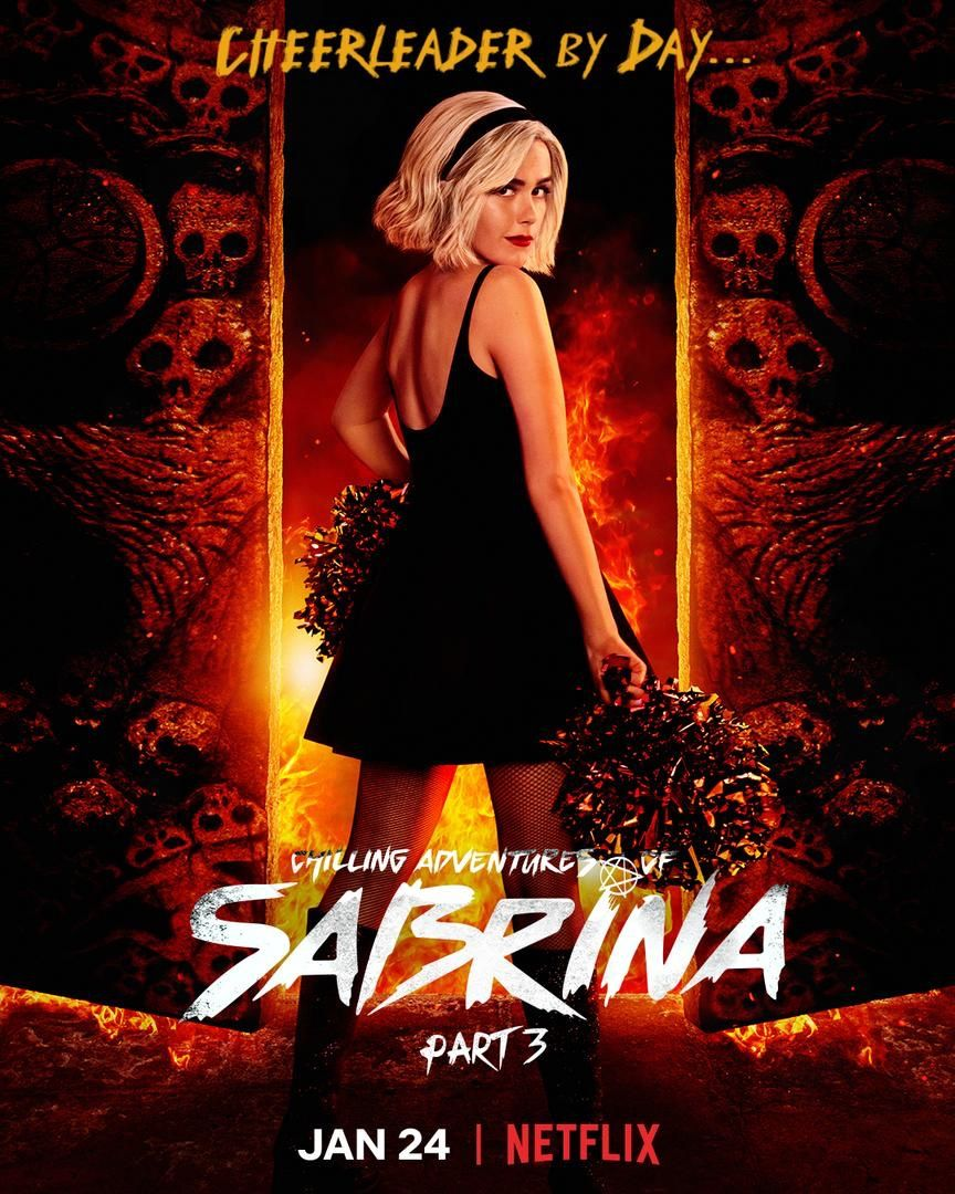 Chilling Adventures Of Sabrina Part 3 Poster Has Spirit