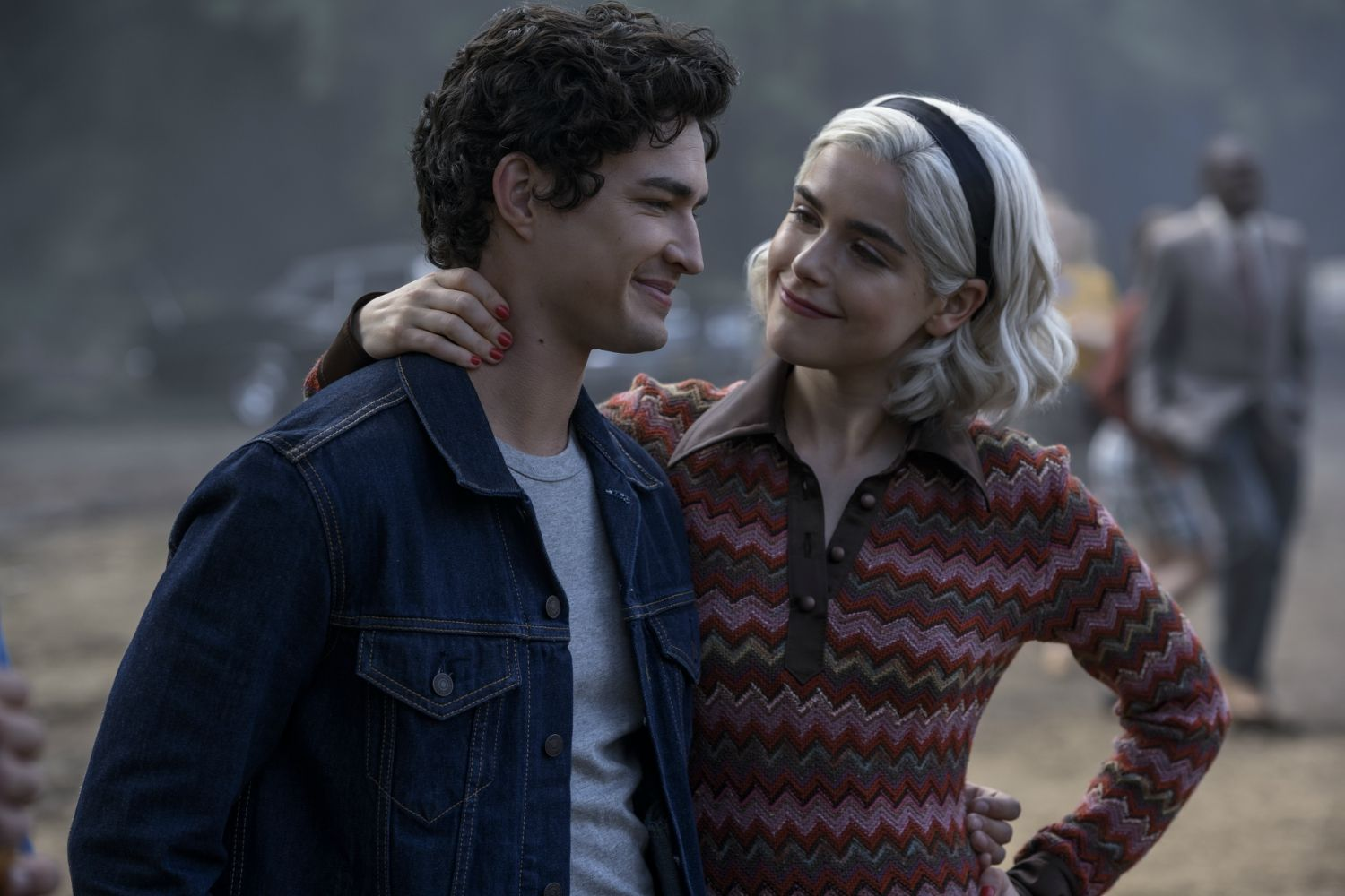 Chilling Adventures of Sabrina Cast on Season 3's Twists and Turns  Collider