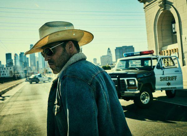 Stephen Dorff in FOX's new series Deputy