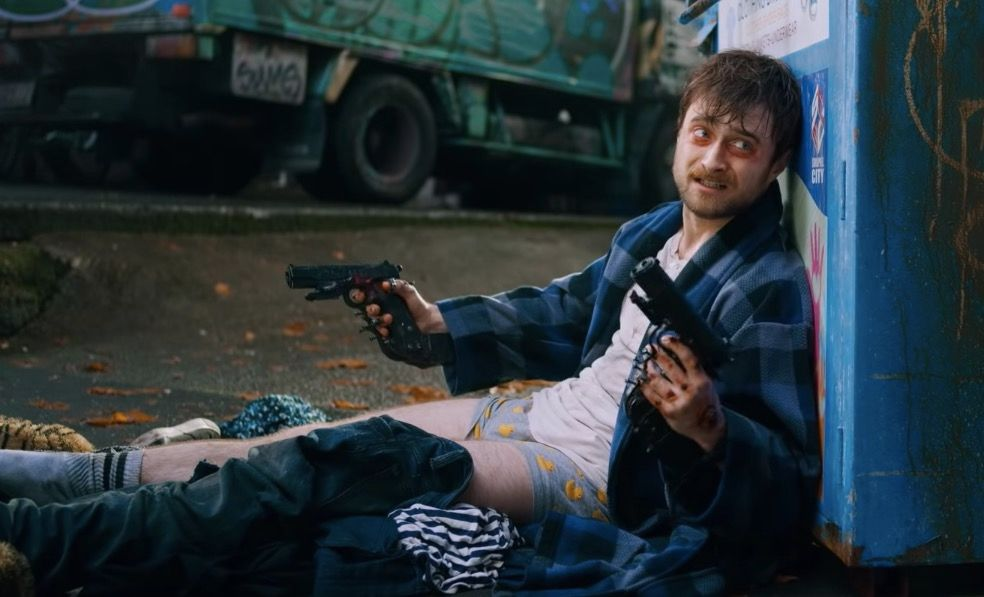 Guns Akimbo Trailer Sees Daniel Radcliffe Trapped in a ...