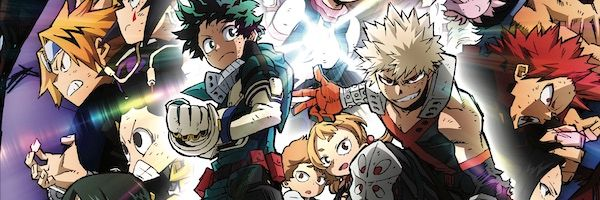 My Hero Academia Heroes Rising Tickets Available First Poster Revealed Collider