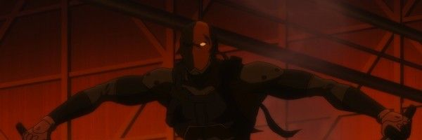 Deathstroke Teaser Reveals Release Date For Cw Seed Series Collider