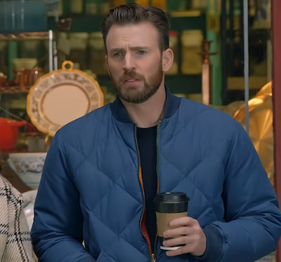 Chris Evans, John Krasinski, and Rachel Dratch Represent Boston in Super Bowl Ad