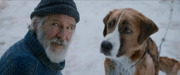 call-of-the-wild-harrison-ford-dog-snow