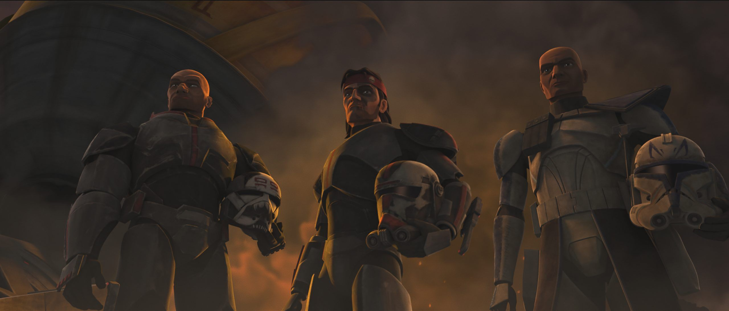 Risultato immagini per clone wars season 7