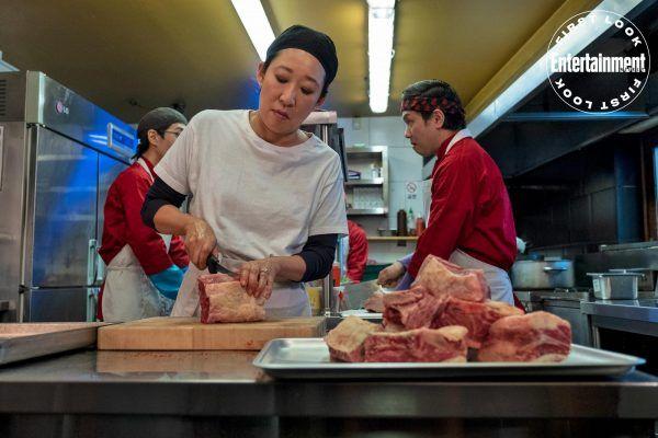 killing-eve-season-3-sandra-oh-chef