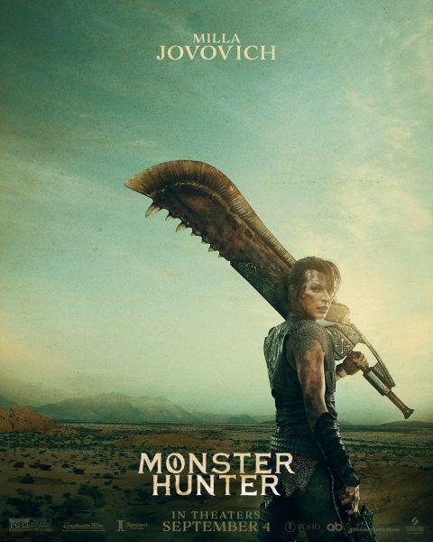 monster-hunter-movie-poster-milla-jovovich