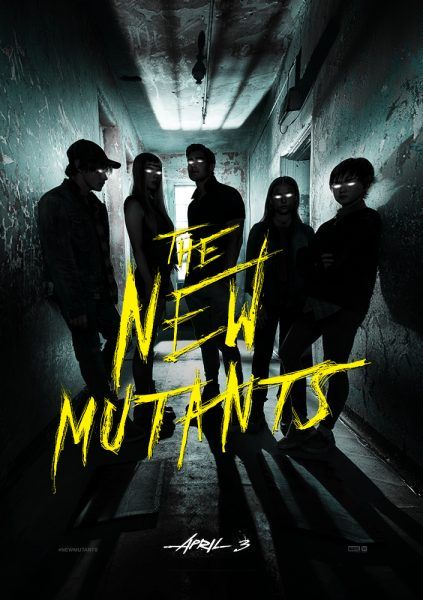 new-mutants-cast-poster-glowing-eyes