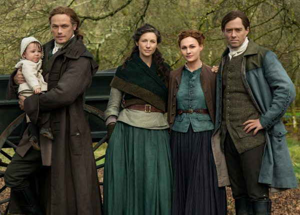 outlander-season-5-sophie-skelton-richard-rankin-sam-heughan-caitriona-balfe