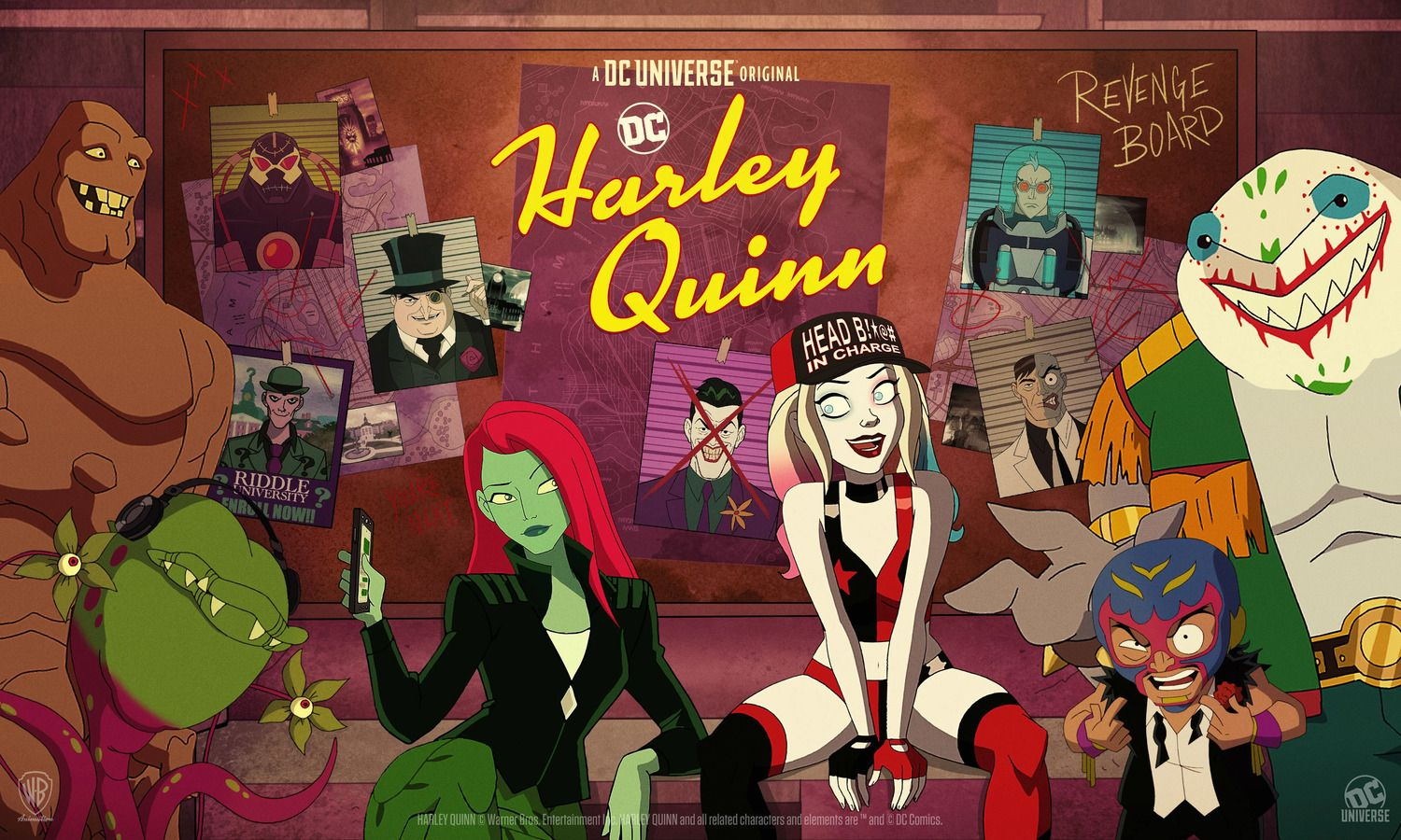 Harley Quinn Season 2 Review: Thriving in an Anarchic New Gotham ...