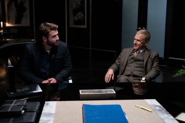most-dangerous-game-quibi-liam-hemsworth-christoph-waltz