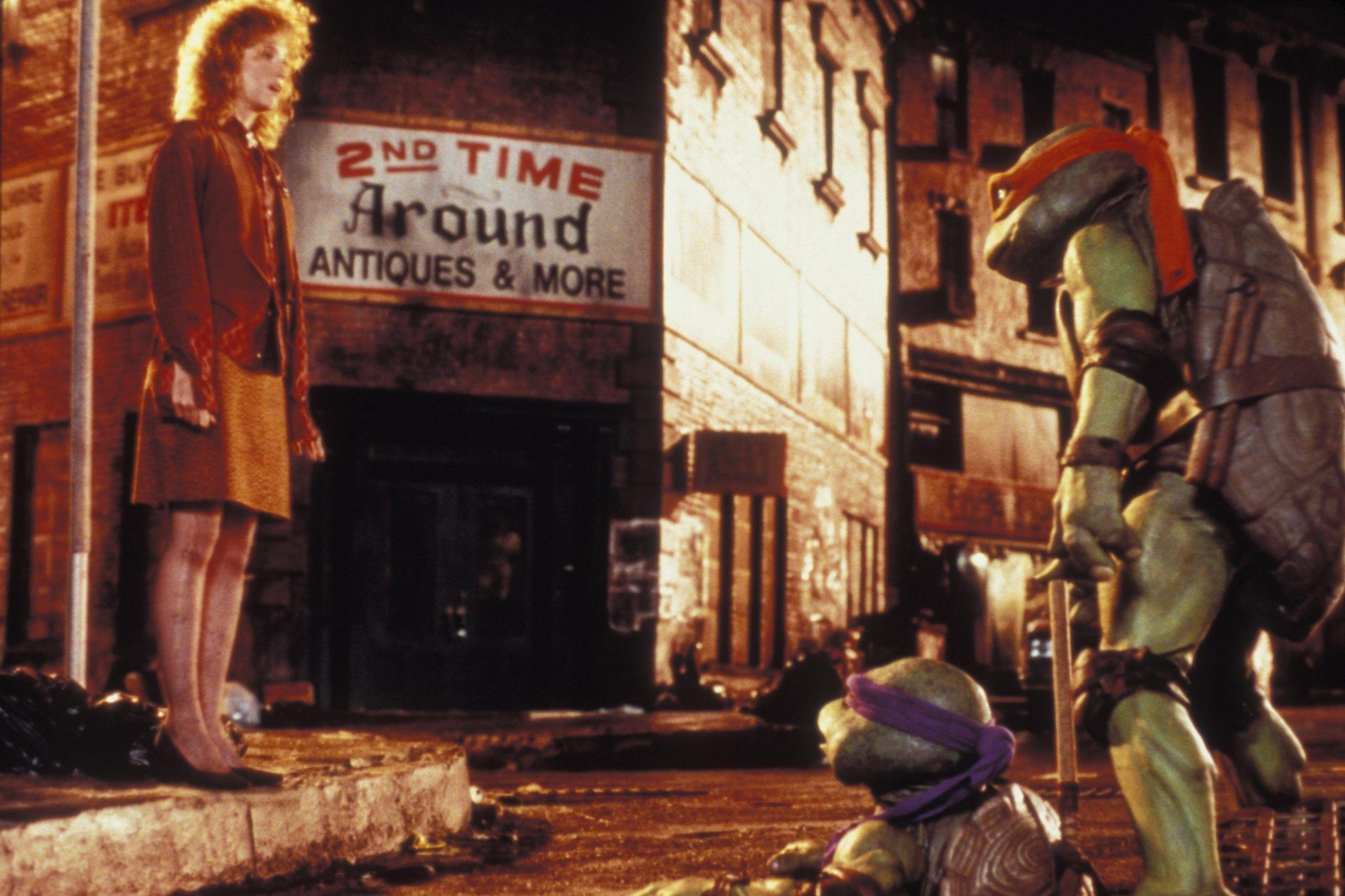 Why Teenage Mutant Ninja Turtles 1990 Is The Best Tmnt Movie Collider