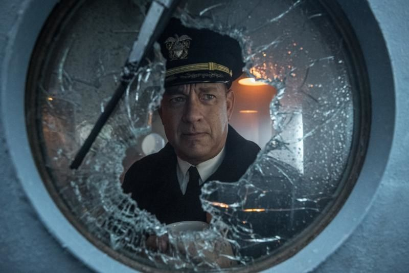 Tom Hanks Heads Back to WWII In the First Trailer for Navy Epic 'Greyhound'