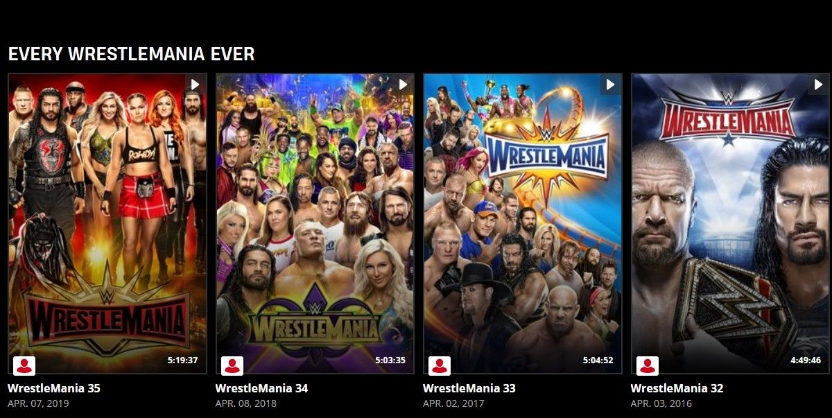 WWE Is Making Every WrestleMania Free to Stream