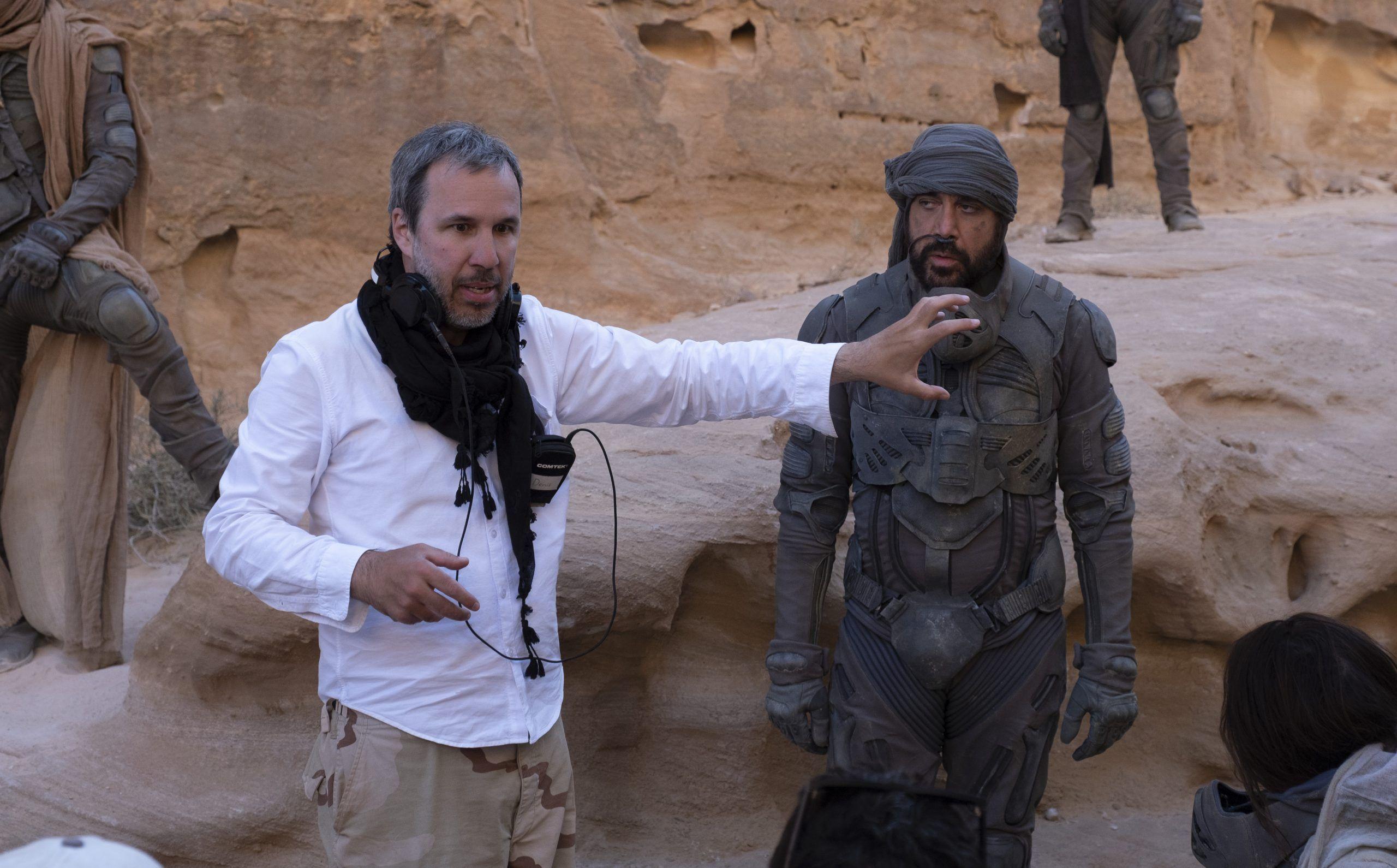 Dune Director Denis Villeneuve on Reshoots and Pandemic Impact ...