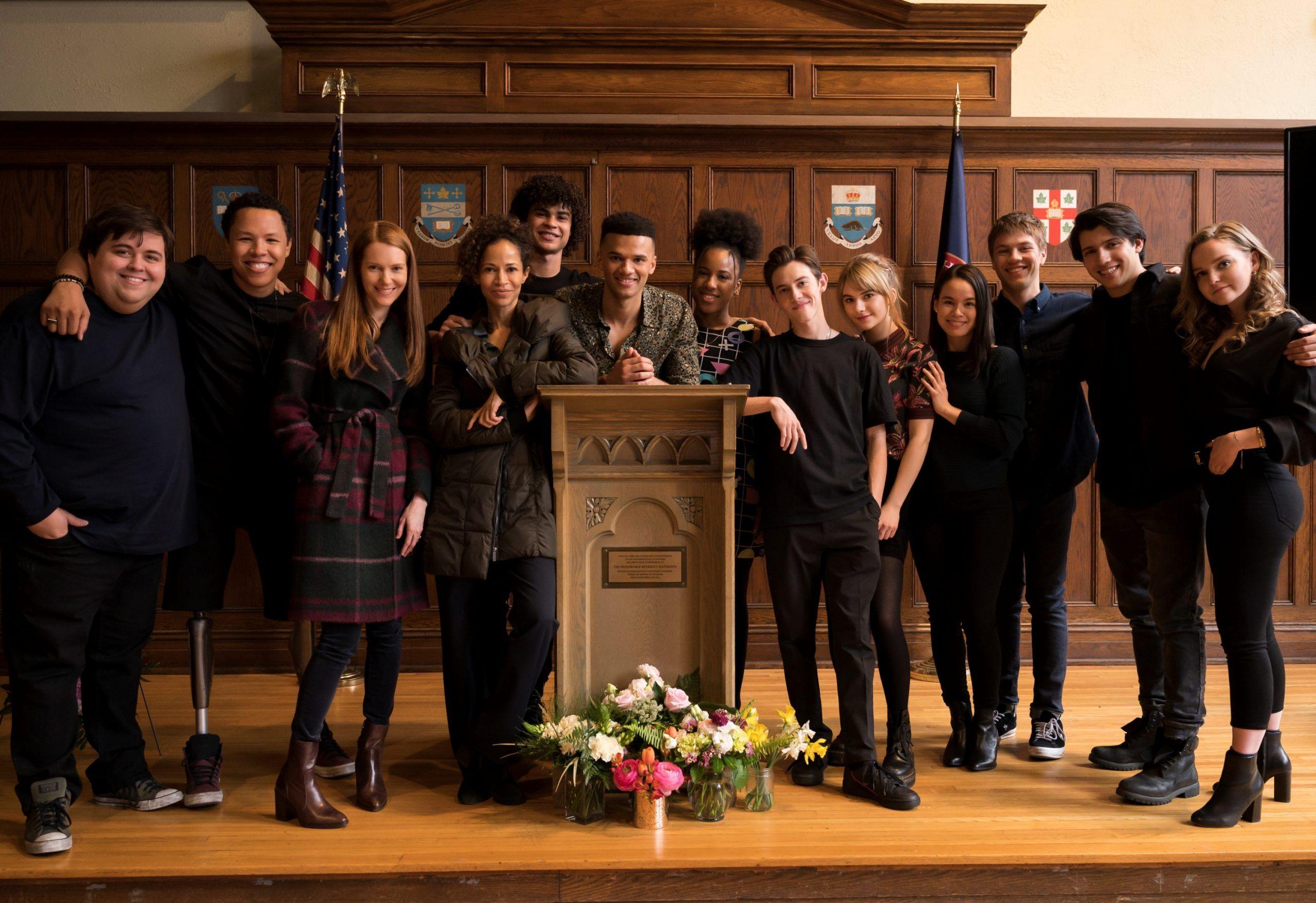 Locke And Key Cast