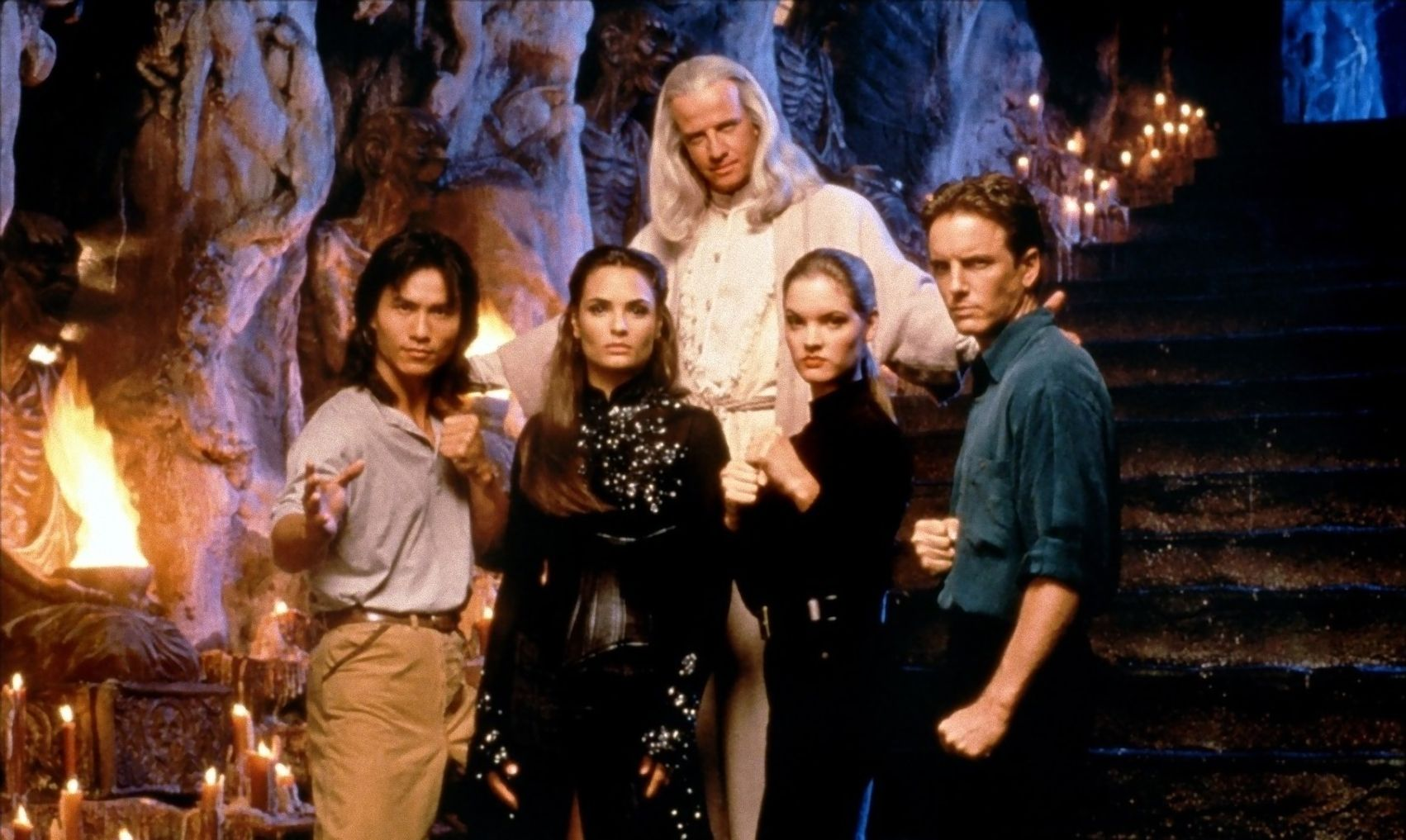 Why The Mortal Kombat Movie Has The Best Video Game Movie Script