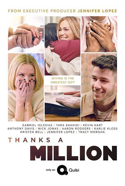 quibi-thanks-a-million-poster