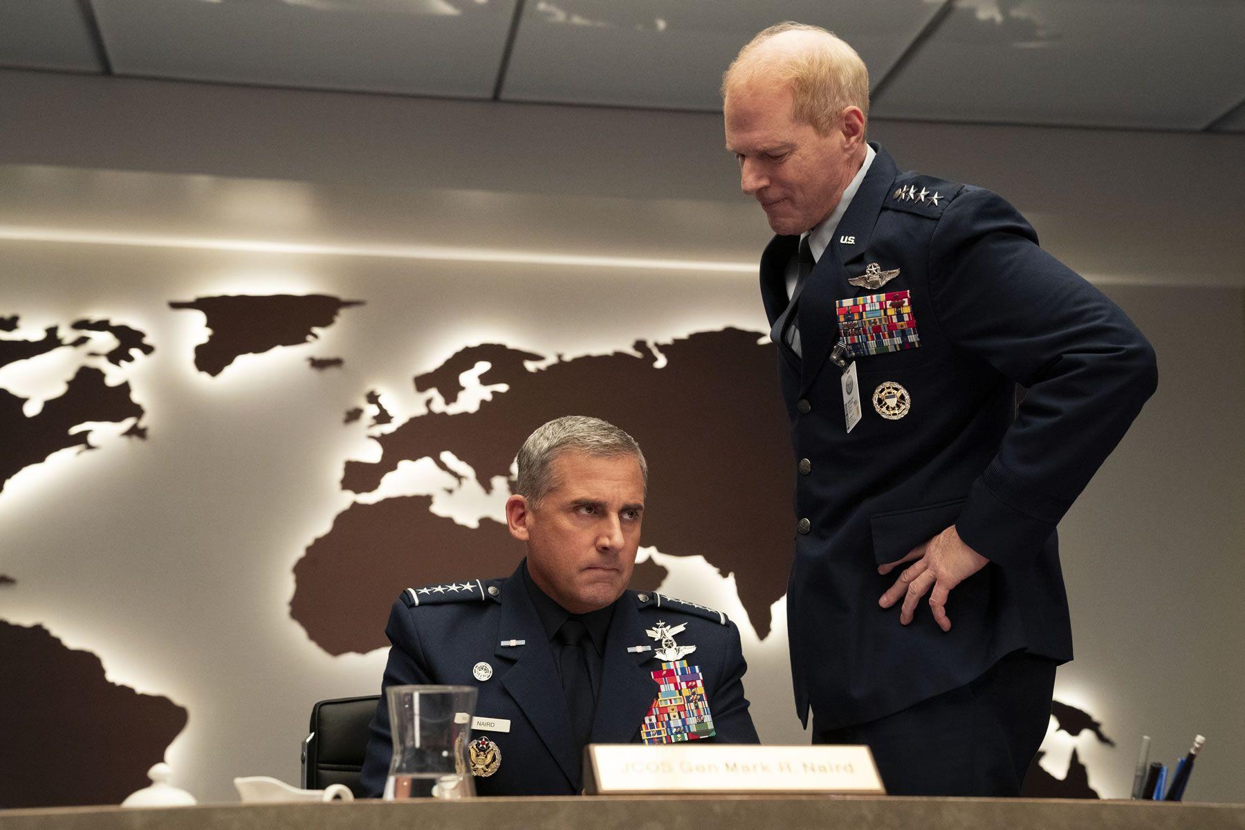 Space Force Trailer: Steve Carell Netflix Show Sneak Peek Is Here ...