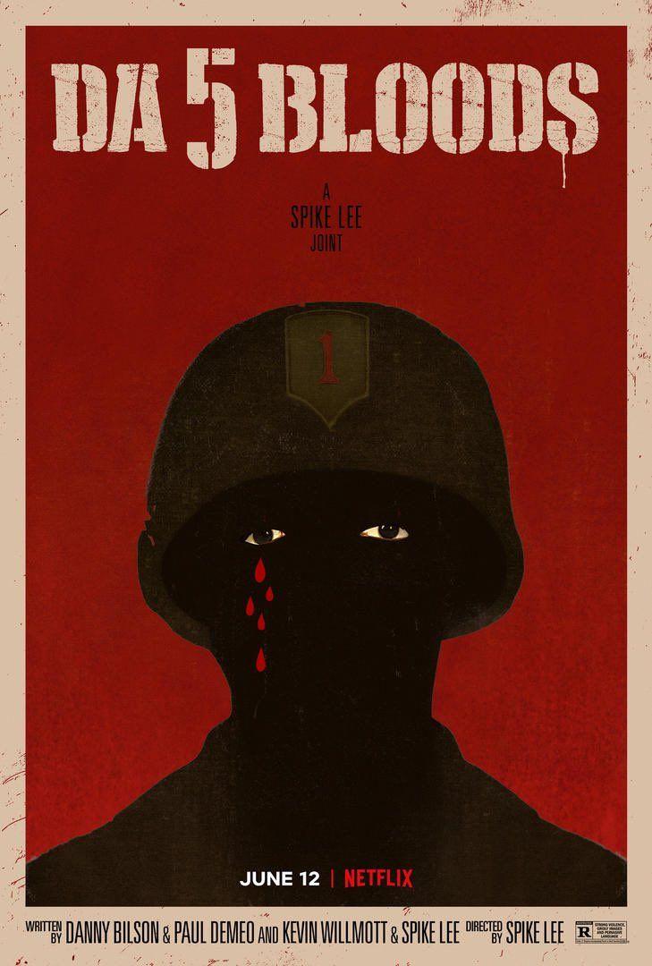 Spike Lee Reveals New Da 5 Bloods Poster Ahead of Netflix Debut ...