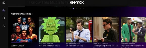 hbo-max-homepage-slice