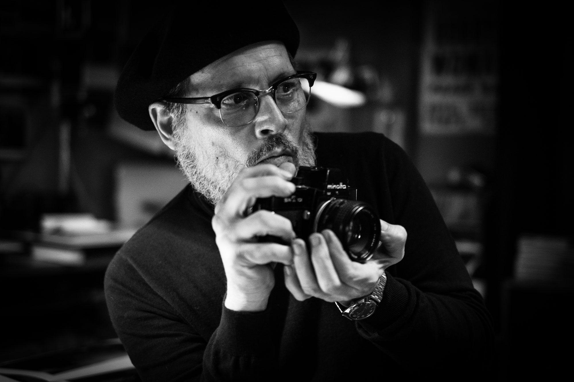 Minamata trailer - Johnny Depp on the awards trail?