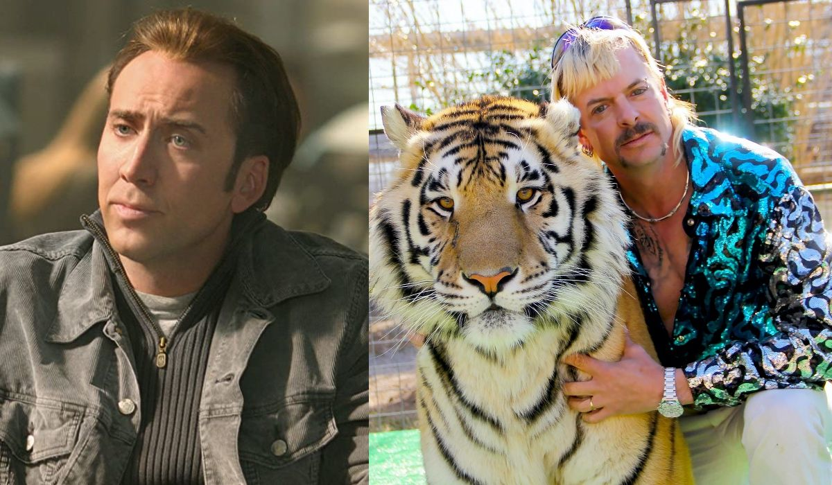 Nicolas Cage to Play Tiger King's Joe Exotic in New Scripted TV ...