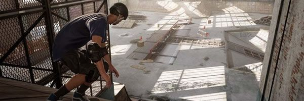 Tony Hawk Pro Skater Demo Review Bring Your Tricks To The Warehouse Collider