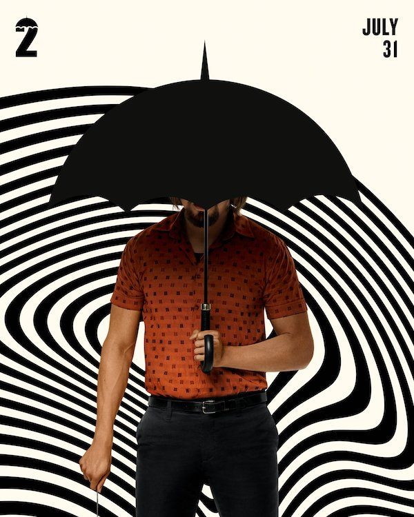 Umbrella Academy Season 2 Character Posters Are Here | Collider