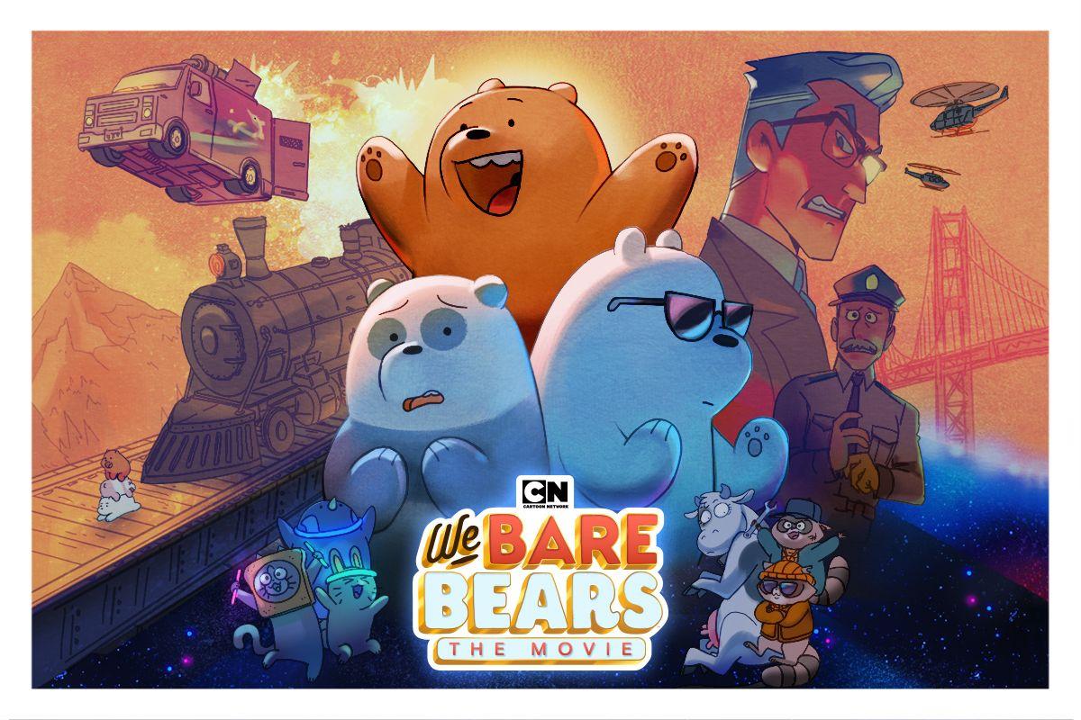 We Bare Bears Movie Trailer Reveals Cartoon Network Film Release ...