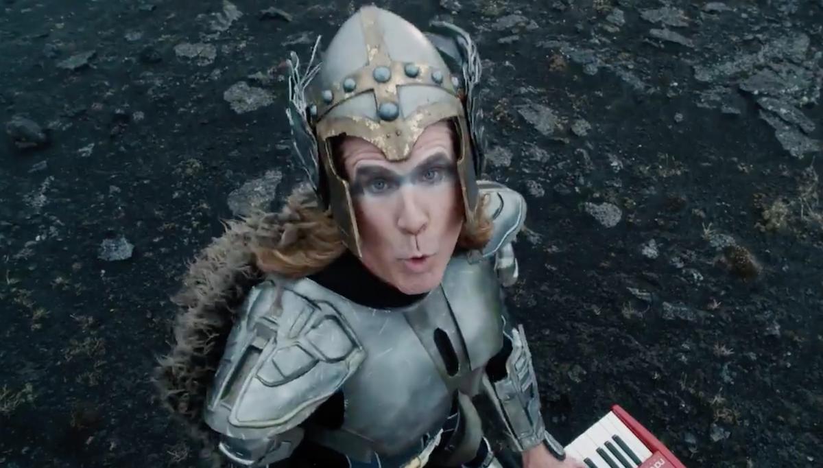 Will Ferrell Netflix Eurovision Movie Clip with Rachel McAdams ...