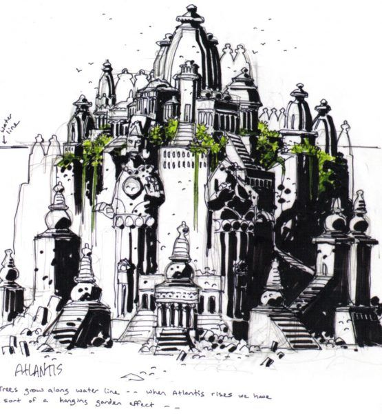 atlantis-the-lost-empire-mike-mignola