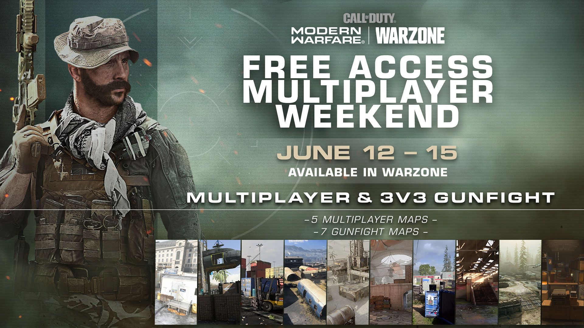 Call Of Duty Season 4 Modern Warfare Warzone Update Is Now Live