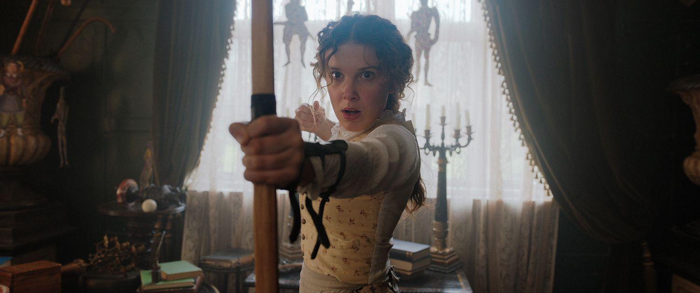 Netflix's 'Enola Holmes' Teaser Trailer Reveals Millie Bobby Brown ...
