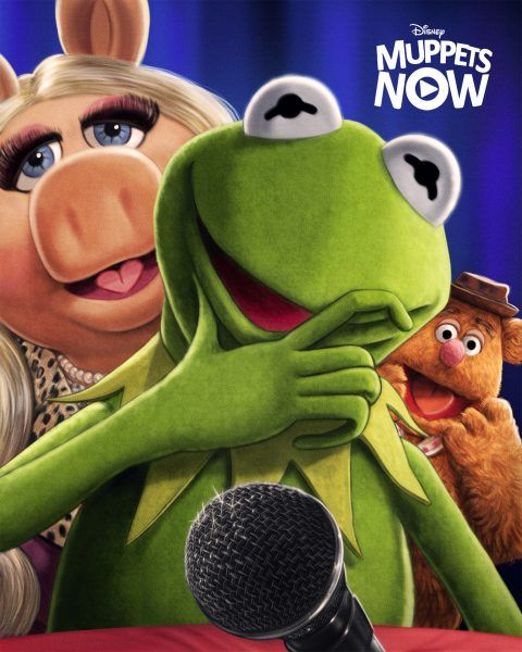 Gilbey-MuppetsNow-Mup Close and Personal