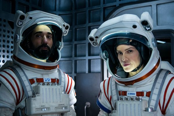away-netflix-hilary-swank-ray-panthaki-astronauts