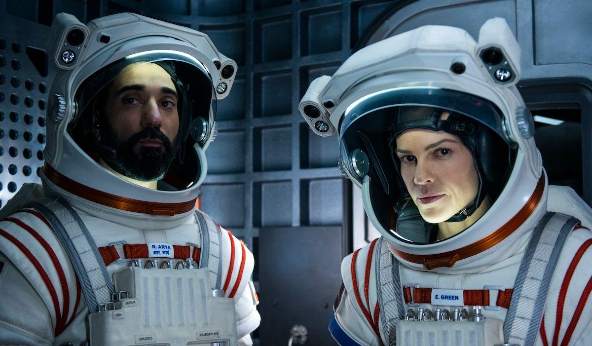 Mars Serie Netflix