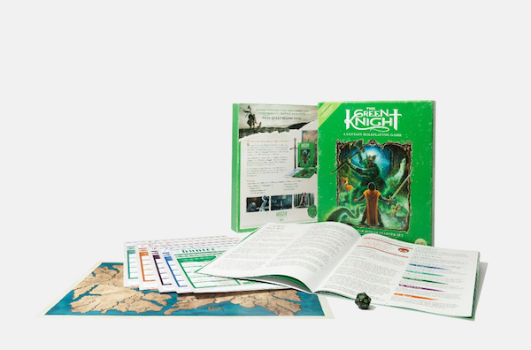 green-knight-role-playing-game-spread